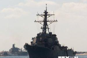 'Mỹ có thể phát triển năng lực quân sự tấn công Syria trong một ngày'