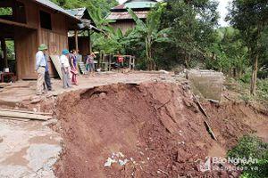 Cảnh báo sạt lở đất và lũ quét có thể xảy ra ở 6 huyện miền núi Nghệ An