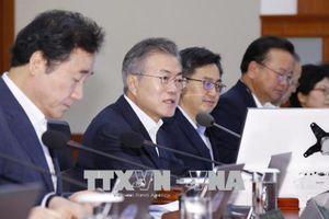 Tổng thống Hàn Quốc chỉ định 5 bộ trưởng mới