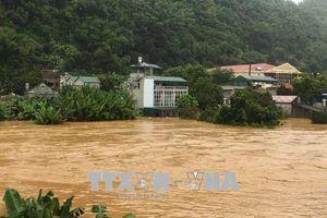 Sơn La thiệt hại nặng nề do mưa lũ