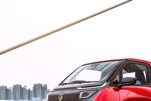 Lộ diện mẫu xe điện giá rẻ Trung Quốc sắp 'làm mưa, làm gió' trên thị trường