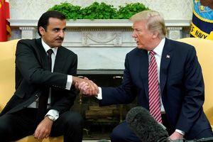 Qatar thoát chiến tranh với Saudi nhờ chiến lược vận động ông Trump?
