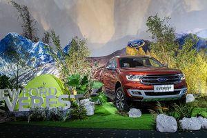 Giảm 537 triệu, Ford Everest 2018 tại Việt Nam có gì đáng chú ý?