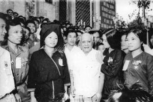 Chủ tịch Tôn Đức Thắng: Câu chuyện về thế trận lòng dân