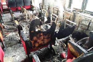 Thanh Hóa: Cháy hội trường xã Hải Lộc, thiệt hại hơn nửa tỉ đồng