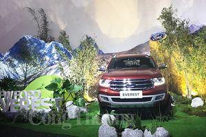 Ford Everest Mới đã có mặt tại Việt Nam