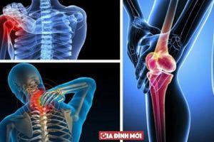 Càng về già xương bạn càng yếu đi: Hãy làm theo cách này để giữ xương luôn chắc khỏe