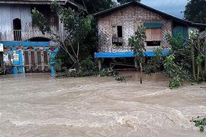 Myanmar: 85 ngôi làng chìm trong nước, 63.000 người phải sơ tán do vỡ đập