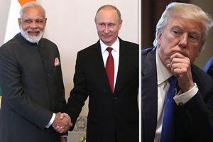 Mỹ lại đe dọa trừng phạt Ấn Độ vì kế hoạch mua vũ khí Nga