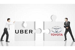 Toyota, Uber bắt tay 'hồi sinh' xe tự lái - xu thế khó cưỡng để đắc lợi