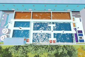 Nước thải từ nhà máy dệt có thể cấp nguồn năng lượng cho pin