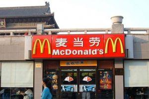 Dân Trung Quốc tẩy chay McDonald's, Starbucks?