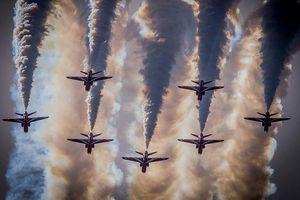 Những bức ảnh đẹp nhất về Không quân Hoàng gia Anh
