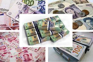 Tỷ giá ngoại tệ ngày 30/8: Nhiều ngân hàng tăng giá USD