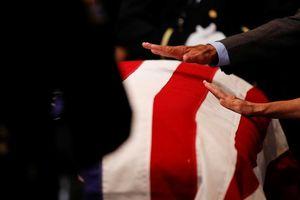 Bang quê nhà Arizona tổ chức tang lễ Thượng nghị sĩ John McCain