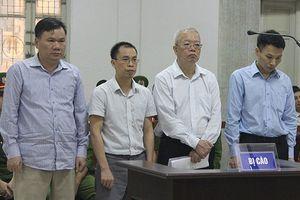 Cựu lãnh đạo PVTEX và các đồng phạm nói lời sau cùng