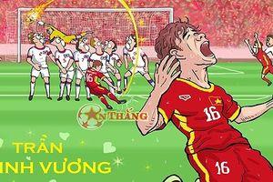 Biếm họa 24h: '101 cách' an ủi Olympic Việt Nam trên mạng xã hội