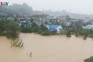 Mưa lũ gây thiệt hại nặng nề ở Sơn La, Yên Bái