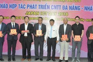 Đà Nẵng thúc đẩy hợp tác công nghệ thông tin với Nhật Bản