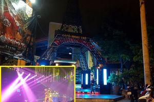 Quán cà phê nhạc như vũ trường ở Bình Thuận: Thanh tra Sở VH-TT&DL nói gì ?
