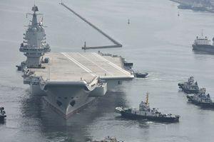 Trung Quốc chính thức thử nghiệm thành công tàu sân bay Type 001A