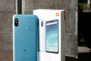 Smartphone 'tai thỏ' Xiaomi Mi A2 Lite bất ngờ giảm giá