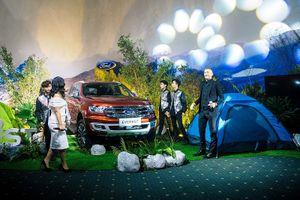 Ford Everest mới: động cơ diesel Bi-Turbo, hộp số 10 cấp