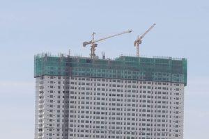 Mường Thanh Khánh Hòa bắt đầu cắt 3 tầng vượt