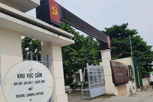 Bình Dương: Đã tháo bỏ biển cấm chụp ảnh tại trụ sở xã, phường
