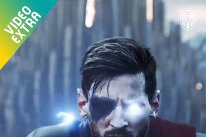 Clip chế Messi lập Avengers, giành ngai vàng C1 của Real