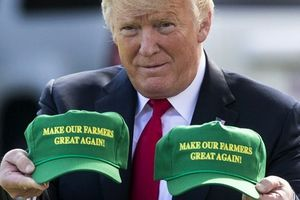 Tổng thống Donald Trump lại đe dọa gây sốc