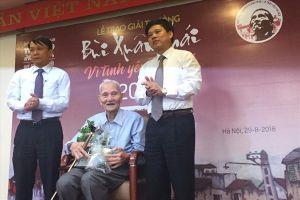 Giải thưởng Bùi Xuân Phái: 11 năm và một tình yêu cháy bỏng với Hà Nội