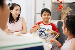 Vun đắp hạnh phúc từ những món ăn ngon trong mâm cơm gia đình