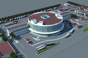 Đầu tư xây Bến xe khách Yên Sở (Hà Nội)