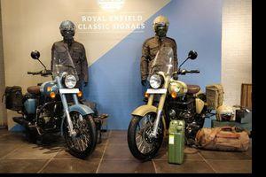 Royal Enfield ra mắt bản đặc biệt dành cho quân đội, quá 'chất'