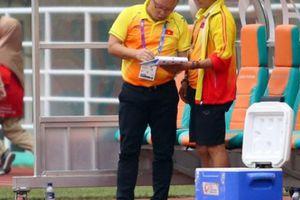 Thầy Park: 'Tôi không muốn đá penalty với Olympic UAE, mệt mỏi lắm'