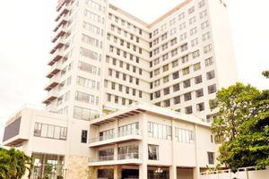Khánh thành Nhà làm việc Khối ANND-XDLL và Nhà khách CATP Đà Nẵng: - Đáp ứng yêu cầu công tác và xây dựng lực lượng CATP chính quy, hiện đại