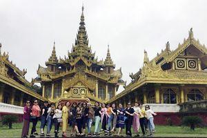 Hành trình đến với Myanmar (Ngày thứ 4 hành trình: Ước gì thời gian chậm lại !?)