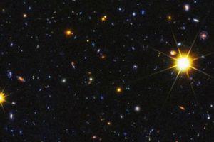 Ngoạn mục 15.000 thiên hà tỏa sáng trong tầm nhìn của Hubble