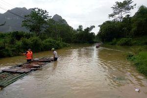 Thanh Hóa: Truy tìm người tung tin bịa đặt vỡ đập thủy điện