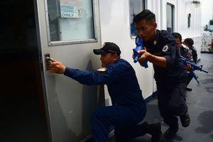 Việt Nam tham gia diễn tập hàng hải SEACAT
