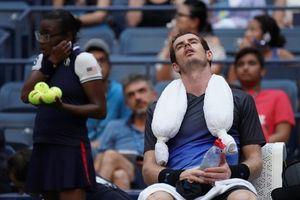 Vòng 2 Mỹ mở rộng 2018: Cựu số 1 thế giới Murray trở lại không thành công