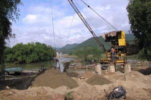 Thanh tra việc bảo vệ môi trường trong khai thác khoáng sản tại 6 tỉnh