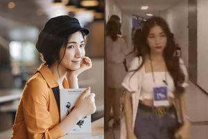 Hòa Minzy bị chỉ trích vì lén vào hậu trường ngắm nhóm BTS