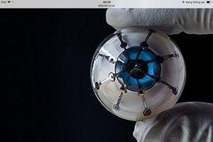 Đã làm được mắt điện tử sinh học giúp người khiếm thị có thể nhìn thấy