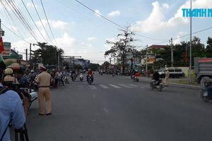 Tai nạn thảm khốc, xe ben tông chết 2 người đi xe máy