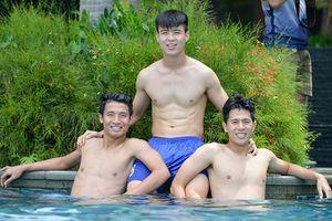 Olympic Việt Nam dưỡng sức đấu UAE