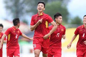 Văn Hậu trở lại đội hình Olympic Việt Nam ở trận tranh HCĐ 