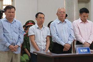 Trần Trung Chí Hiếu - nguyên Chủ tịch HĐQT PVTEX lĩnh 28 năm tù