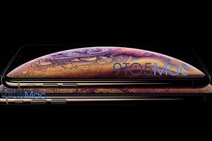 Hình ảnh độc quyền iPhone XS 2018 sắp ra mắt